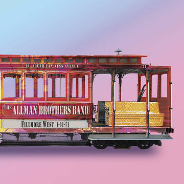 Allman Brothers Band | Fillmore West 1-31-71