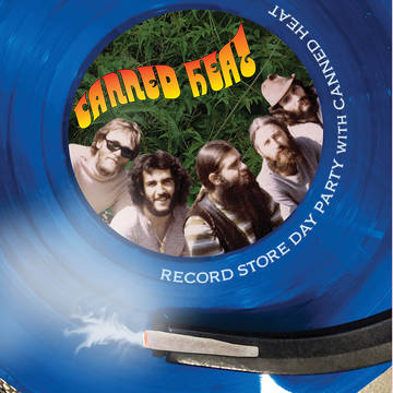 Canned Heat | Record Store Day Party with Canned Heat