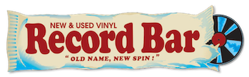 Record Bar Wilmington Logo